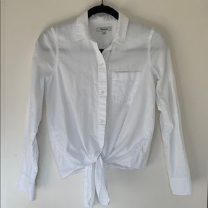 Madewell Oxford shirt